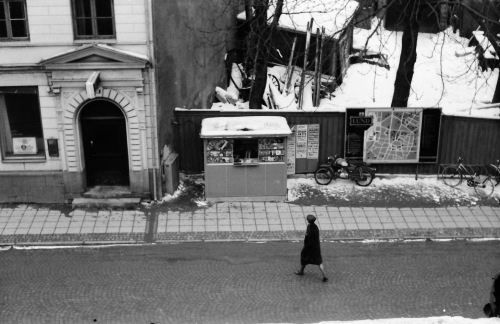 1963 Kiosken vid Domkyrkan -2