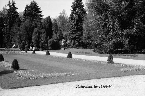 1963 Stadsparken