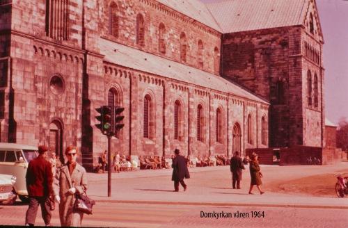 1964 Domkyrkan våren