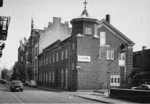 Skolgatan 1, byggd 1884/1924, riven 198?