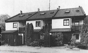 Radhusen som ersatte
