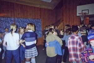 Bygglekarna var mer än bara djur och plankor: disco på Gåsatoften