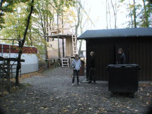 Klostergårdens bygglek