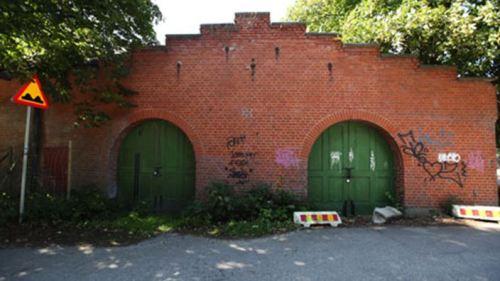 Lokstallarna, Revingegatan, rivna 2010