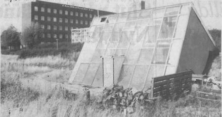 Snålhuset, Pålsjö ängar, 1973-1984