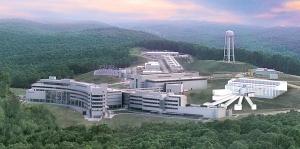 Systeranläggningen SNS i Oak Ridge, USA. Fucking långt från mänskligt liv.