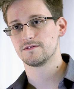 Snowden cammade på Studentafton